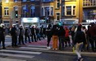 صور/ اندلاع أعمال شغب ببروكسيل بعد خروج بلجيكا من مونديال روسيا و مهاجرين مغاربة في قفص الإتهام !