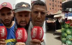فيديو | باعة متجولون بمراكش يشكون إقصائهم من الحصول على دكاكين لبيع الخضر !