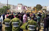 مواجهات دامية و اعتقالات بمراكش بعد هدم السلطات لمنازل عشوائية !