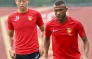 الكعبي ينضم إلى تدريبات فريقه الصيني الجديد !