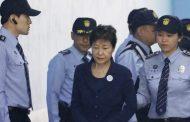 إدانة الرئيسة الكورية الجنوبية السابقة بـ8 سنوات سجناً !