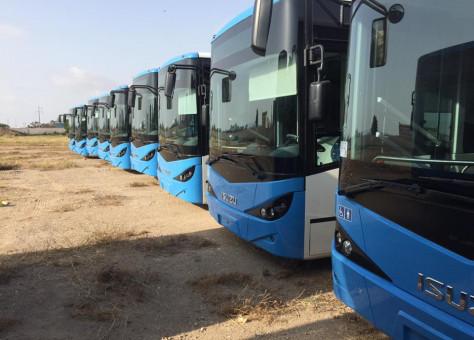 شركة 'طوبيسات الناظور' تتسلم 60 حافلة جديدة بقيمة 10 ملايير !
