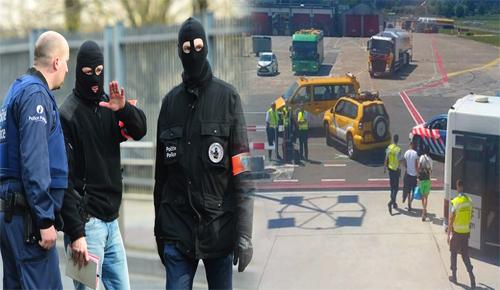 هكذا اقتحمت الشرطة الهولندية طائرةً قادمة من طنجة و اعتقلت شابين مغربيين بطريقة هوليودية !