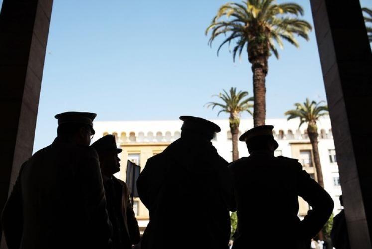 مديرية الحموشي توقف ضابطاً عن العمل بتمارة ضُبط متلبساً بتلقي رشوة وتحيله على التحقيق