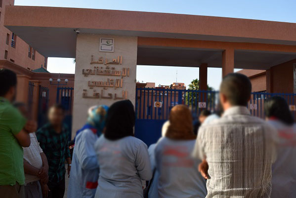 وثيقة/ استشارة بـ40 درهم في مستشفى الرحامنة تثير سخط المواطنين بعد شهر من إعفاء مندوب الصحة