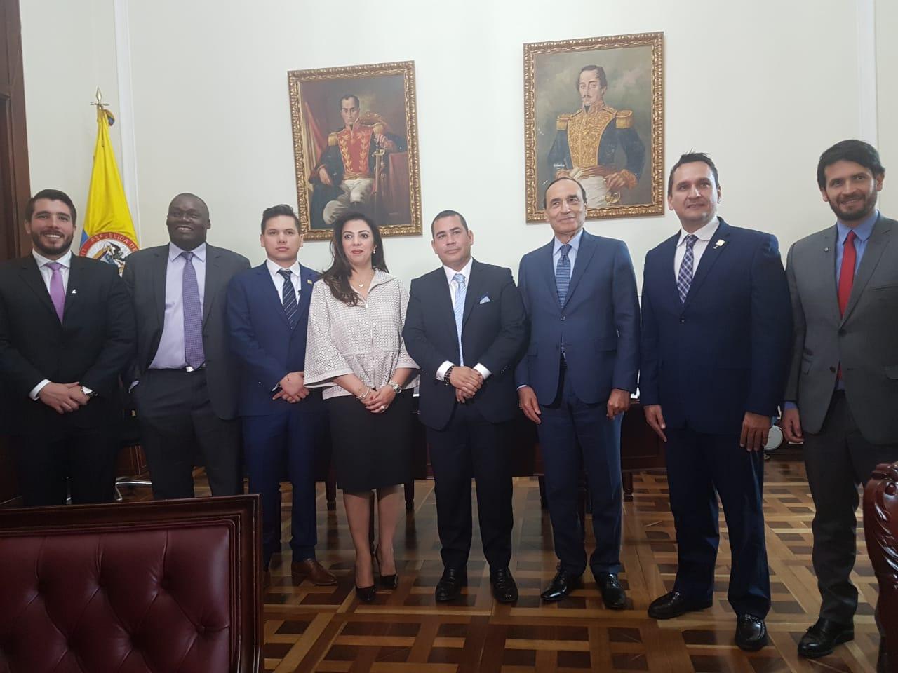 رئيسي مجلسي الكونغرس الكولومبي يخصصان استقبالاً رسمياً للمالكي ويرحبان بالتعاون المشترك مع المغرب