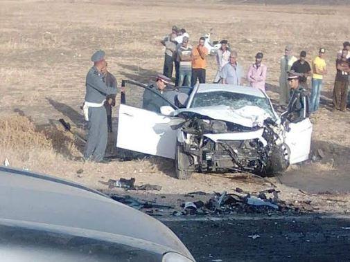 صور/ مصرع شخص و إصابة 10 آخرين في حادثة سير خطيرة بآسفي !