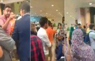 فيديو | عشرات المسافرين يحتجون بمطار الدار البيضاء بعد تأخر رحلتهم للعيون لأزيد من 6 ساعات !