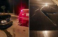 عصابة مدججة بالأسلحة تعترض سبيل المواطنين ليلاً في بني انصار الناظور !