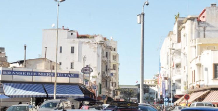نصف كاميرات المراقبة المثبتة بشوارع الدارالبيضاء مُعطلة وغير صالحة
