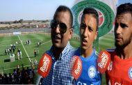 فيديو/ترحيب لشباب بلدية المنصورية بافتتاح ملعب جديد من طرف جامعة الكرة