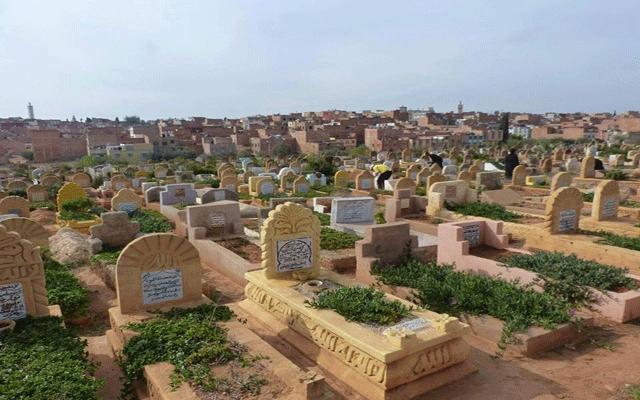 زوجٌ يخرج جثمان زوجته من القبر بوجدة تلبيةً لرؤياه في المنام