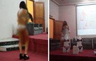 فيديو لعرض أزياء الملابس الداخلية للنساء بغرفة التجارة والخدمات بأكادير يثير جدلاً