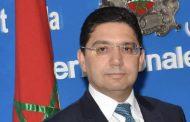 بوريطة: إيران تقوم بنهج عدواني ضد المغرب لتوسيع هيمنتها بشمال أفريقيا