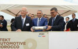 شركة يابانية لصناعة أجزاء السيارات تدشن أول مصنع لها بأفريقيا في طنجة باستثمار 20 مليار