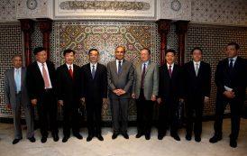 رئيس المحكمة العليا بالصين يُشيدُ في لقاءه بالمالكي بالتعاون الثنائي بين الرباط وبكين
