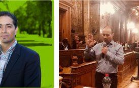 أستاذ مغربي بوجدة هاجر لبلجيكا ليُعين مستشاراً ببلدية بروكسيل