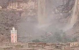 فيديو/الفيضانات تغرق قصر إميضير-كلميمة بالرشيدية