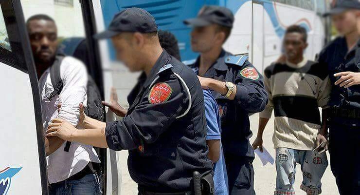 ترويج المخدرات يقود لاعتقال أفارقة بأكادير !