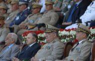إقالة قادة القوات الجوية والبرية في الجزائر و تعيين أمين عام جديد لوزارة الدفاع !