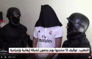فيديو | لحظة توقيف 12 مشتبها بهم ينتمون لشبكة إرهابية بطنجة والدار البيضاء !