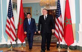 الخارجية الأمريكية : تحسين العلاقات المغربية-الجزائرية سيحد من الإرهاب و تهريب المخدرات !