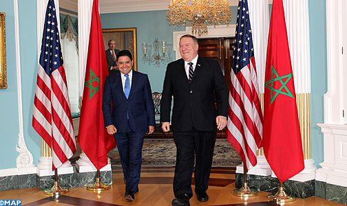 تقرير رسمي : المغرب أنفق مليون و 380 ألف دولار للوبيات الأمريكية !