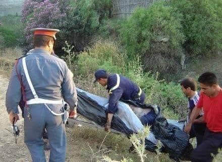 العثور على شخص جثة هامدة وسط غابة في السعيدية !