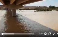 فيديو | الأمطار تُنعش واد ملوية بجهة الشرق !