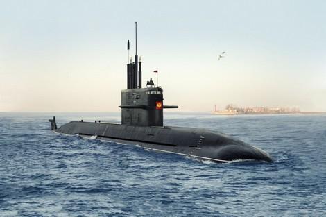 المغرب يستعد لاستقبال غواصة روسية لتعزيز قاعدته البحرية بالقصر الصغير !