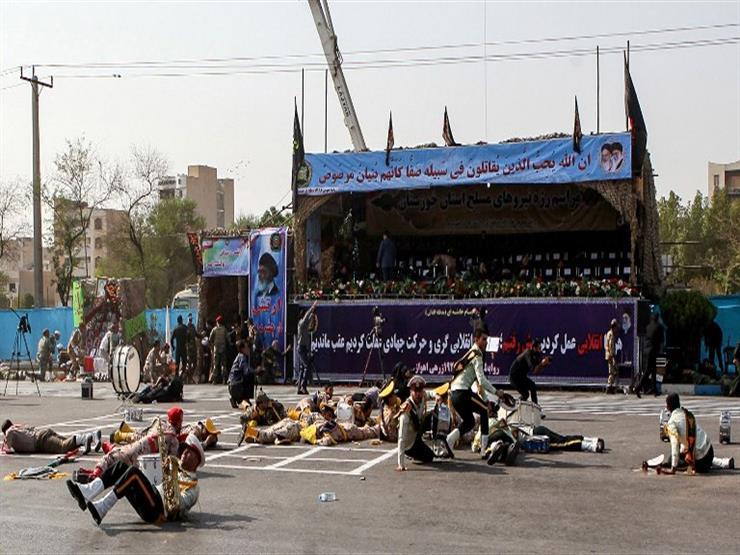 هجوم على عرض عسكري في إيران يُسقط 29 قتيلاً و داعش يتبنى !