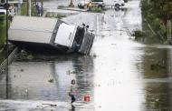 إعصار 'جيبي' يجتاح اليابان .. و سفارة الرباط : لا ضحايا مغاربة !