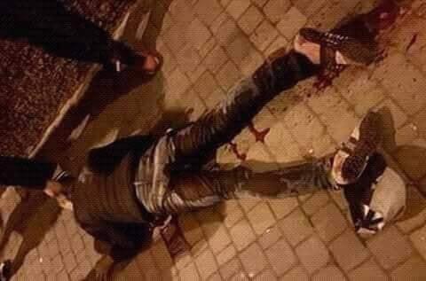 جلسة خمرية تنتهي بجريمة قتل بشعة بسطات !