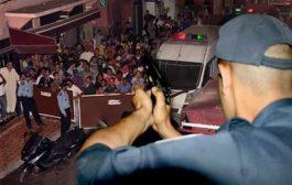 شرطي يطلق الرصاص على صدر مروج مخدرات بوجدة و يرسله إلى المستعجلات !