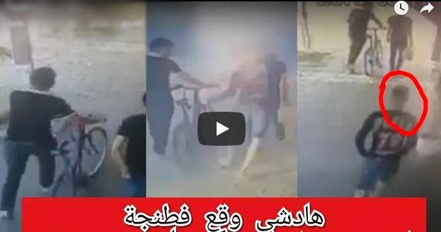 فيديو/ مطاردة بوليسية مثيرة بطنجة تنتهي باعتقال 'معيزة' بطل فيديو كريساج خطير !