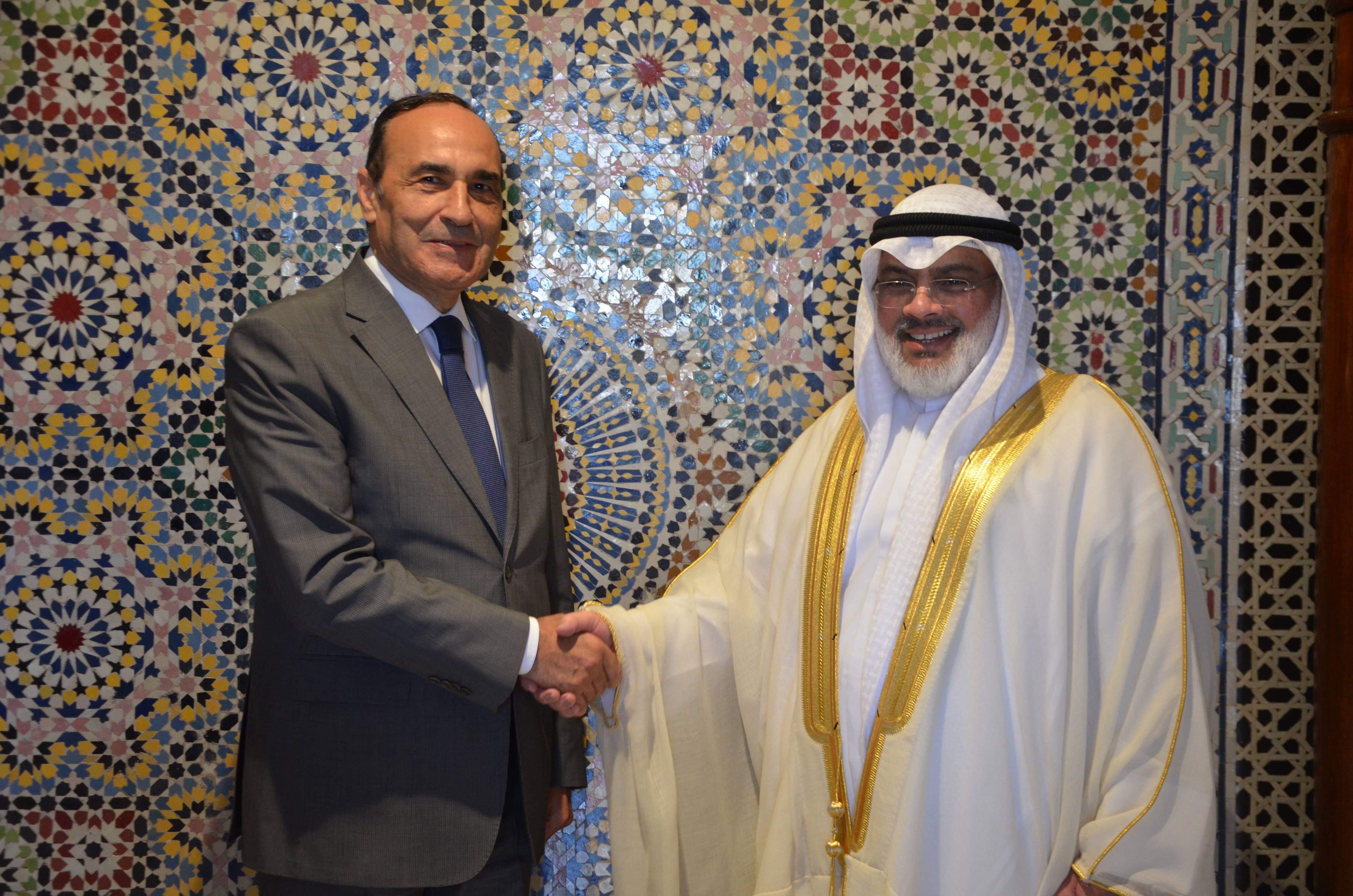 الكويت تثمن التعاون الثنائي مع المغرب وترحب بتوسيع التعاون البرلماني بين الجانبين