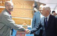 إهتمامٌ حكومي بتطوير الصناعة التقليدية وحرف الخشب في المعرض الدولي للخشب بمكناس