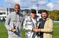الدولي المغربي 'أمين حاريث' يتسلم جائزة أفضل لاعب صاعد للسنة في الدوري الألماني