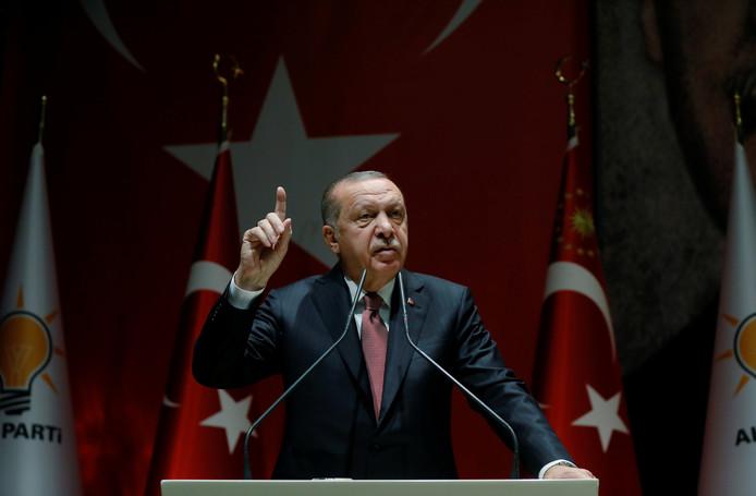 أردوغان: 'العدالة والتنمية' كان لها الفضل في دعم ترويج المسلسلات التركية عبر العالم