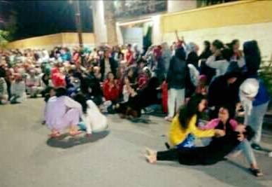 صور/تسمم أزيد من 40 طالبةً بالحي الجامعي لفاس بسبب تناولهن طعاماً منتهي الصلاحية