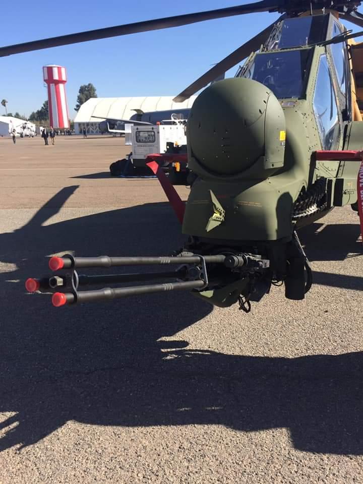 مروحيه ATAK T-129 العسكرية التركية المتطورة تغري القوات الملكية الجوية المغربية Dd-14