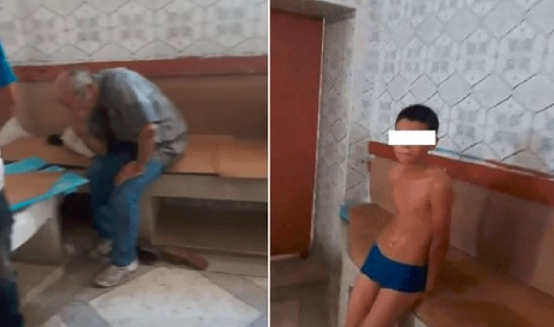 5 سنوات سجناً نافذاً لمسن حاول اغتصاب طفل داخل حمام بفاس !