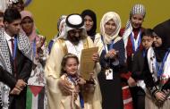فيديو/ الطفلة مريم أمجون ترفع راية المغرب عالياً و تفوز بلقب بطل 'تحدي القراءة العربي' بالإمارات !