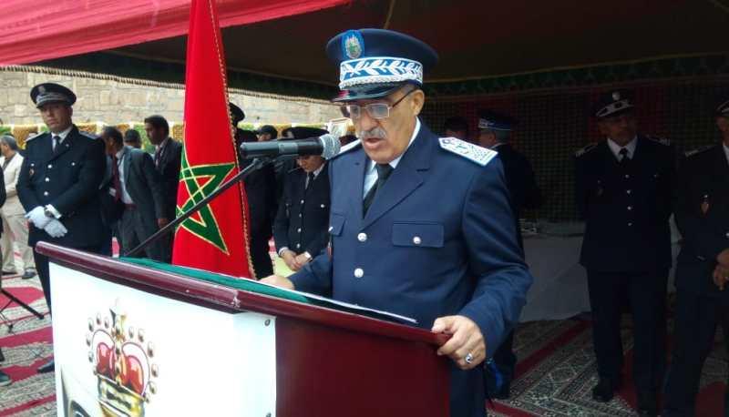 الحموشي يعفي والي أمن أكادير بعد عامين من تنصيبه !