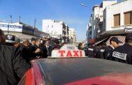 سيارات الأجرة الصغيرة بأكادير تحتج ضد