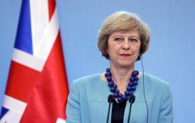 تيريزا ماي تنجو بصعوبة من سحب الثقة في تصويت البرلمان البريطاني !