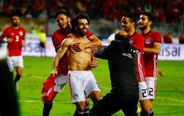 صلاح يقود الفراعنة لهزم نسور قرطاج في آخر أنفاس المباراة ضمن تصفيات كأس أفريقيا