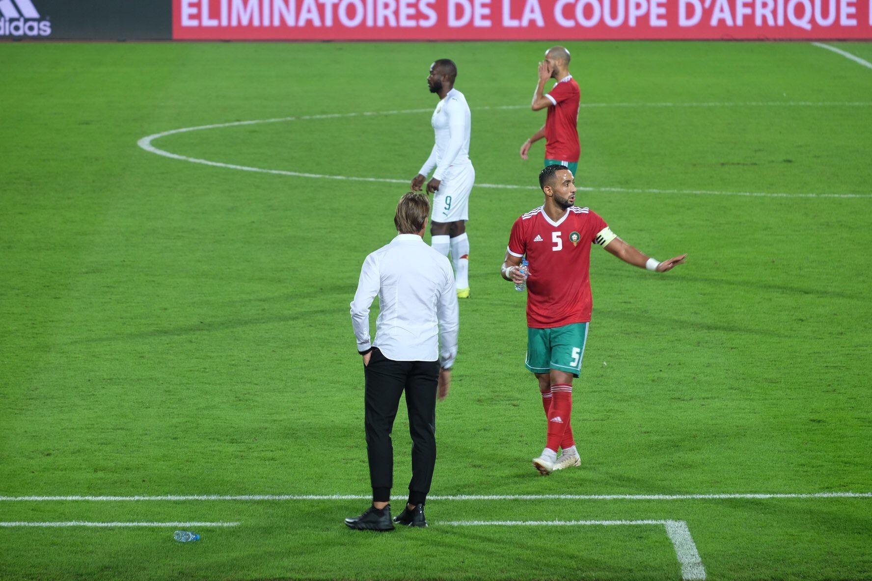رونار: على المغاربة أن يفخروا بلاعبي منتخبهم وتقديم الدعم الكامل لهم
