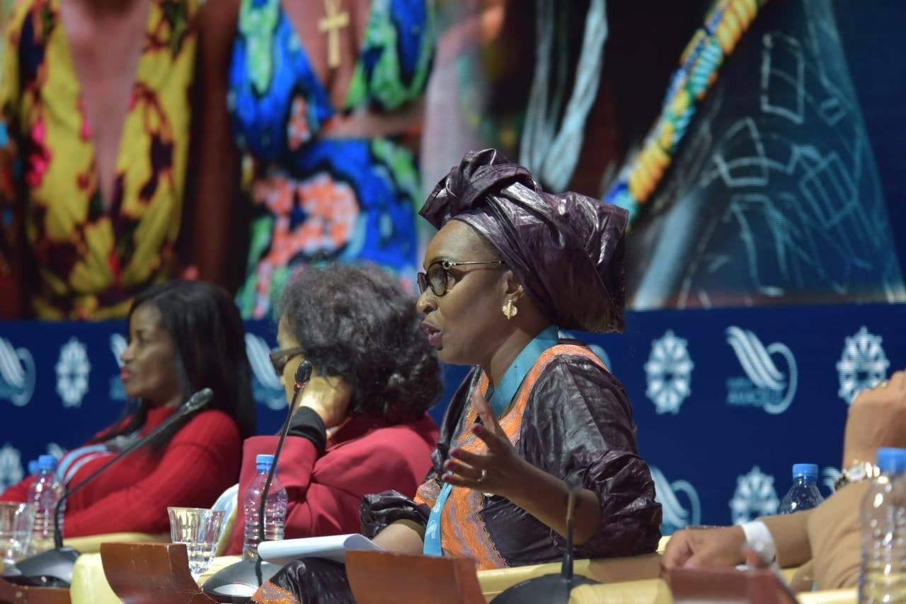 نساء رائدات يطالبن بتفعيل المساواة بين الجنسين بالقارة الافريقية والعالم العربي