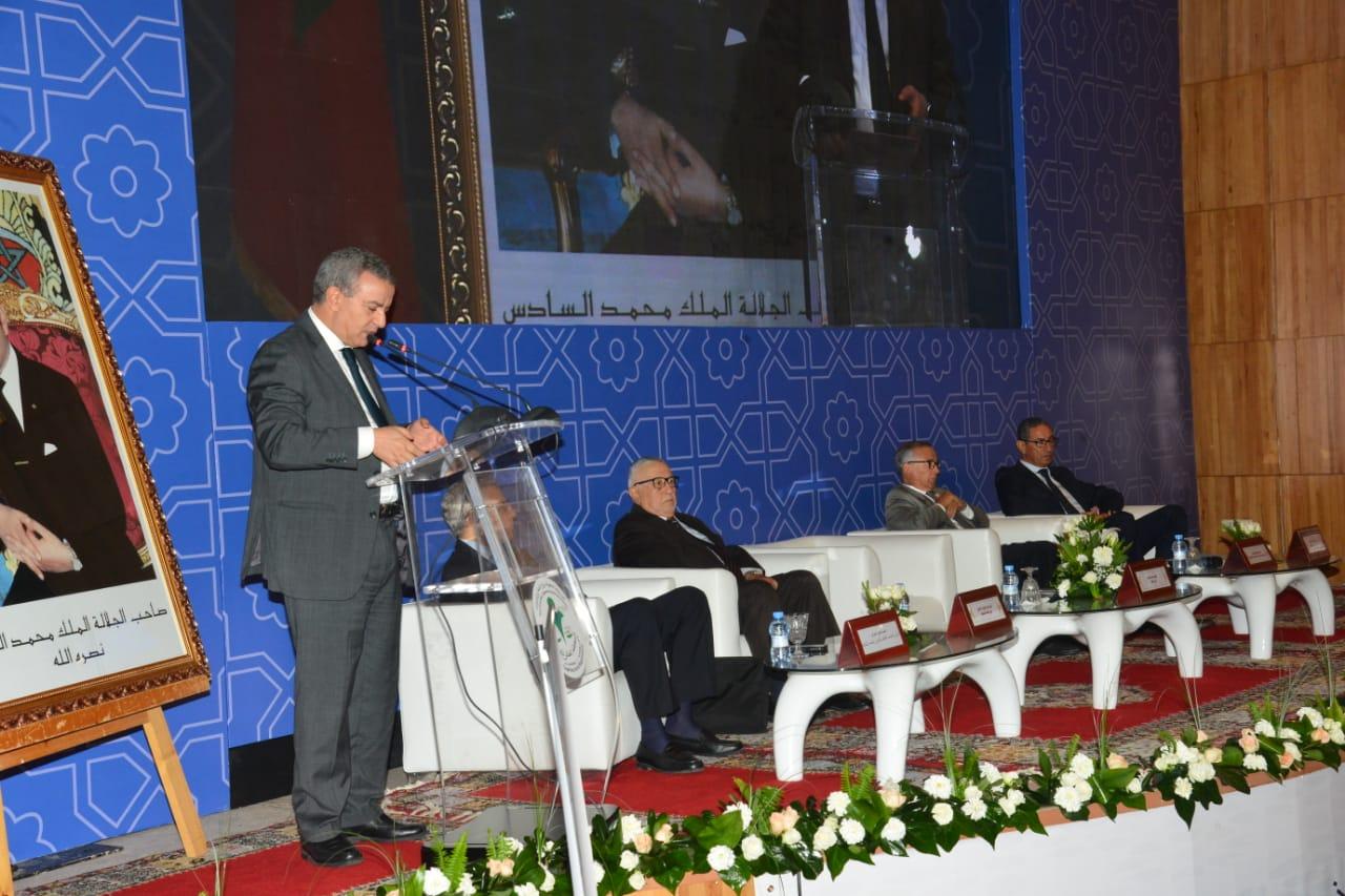 أوجار: القضاء ركنٌ أساسي لإنجاح أي مخطط إصلاحي والضامن لاستقرار الاستثمارات واستمرارها